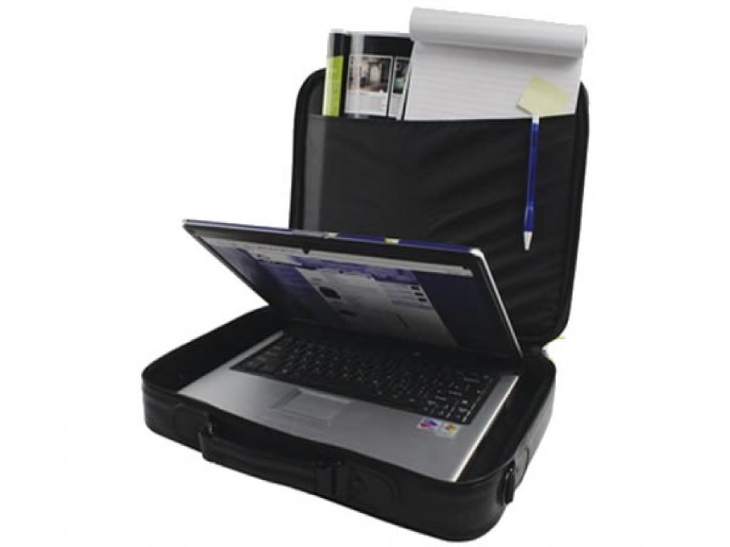 Messenger Laptoptas ECO-leder voor Samsung Ativ Book 5 13.3 Inch
