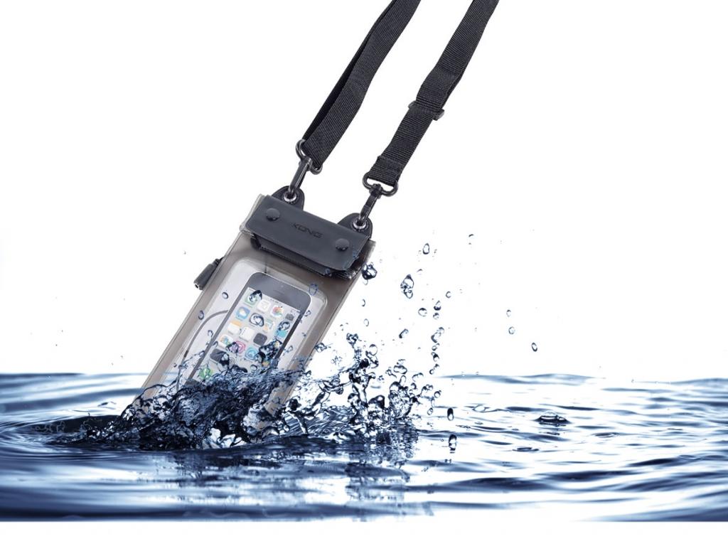 Waterdichte telefoonhoes voor Nokia X2 Dual Sim