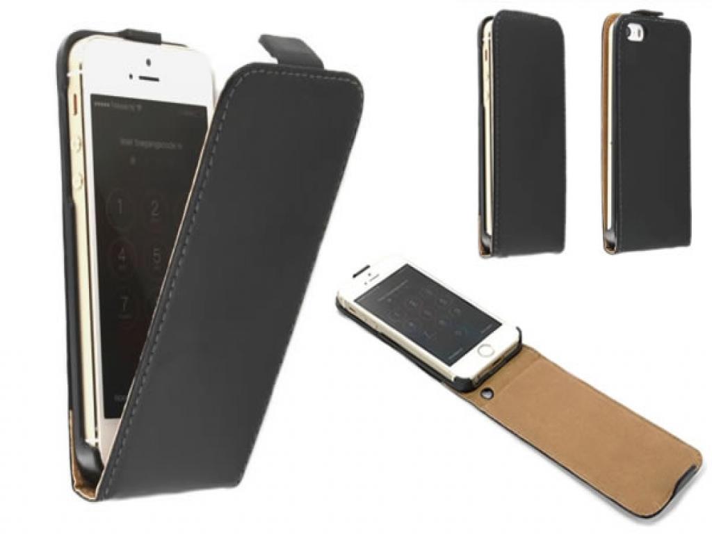 Flip Case DeLuxe kopen voor Iphone 5? 123BestDeal