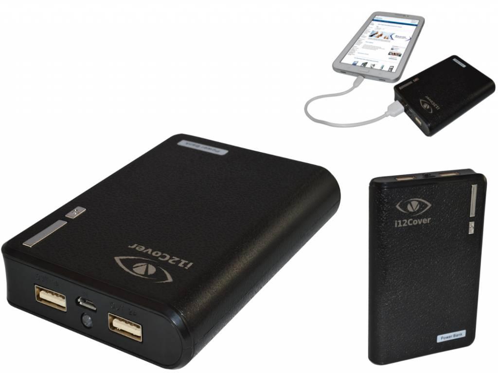 Power Bank voor Trekstor Ebook reader player 5m 12000 mAh