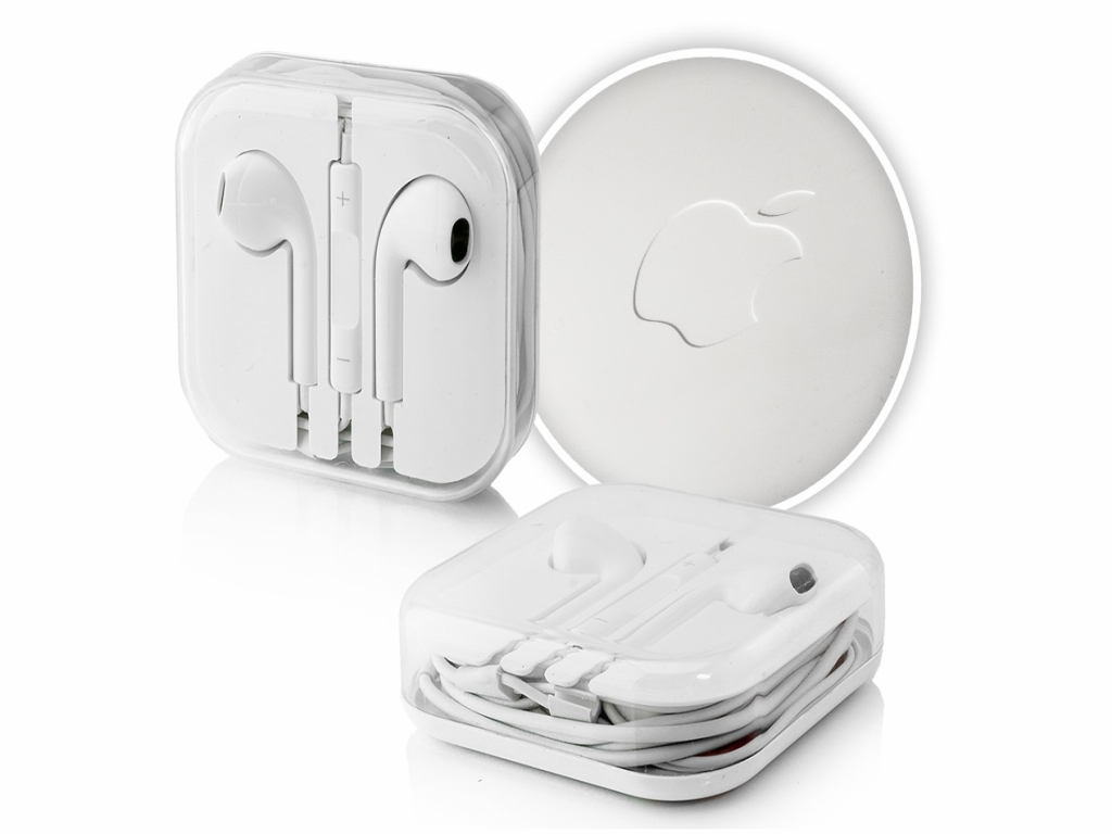 Apple EarPods voor Ipad Mini 3 met afstandsbediening en microfoon