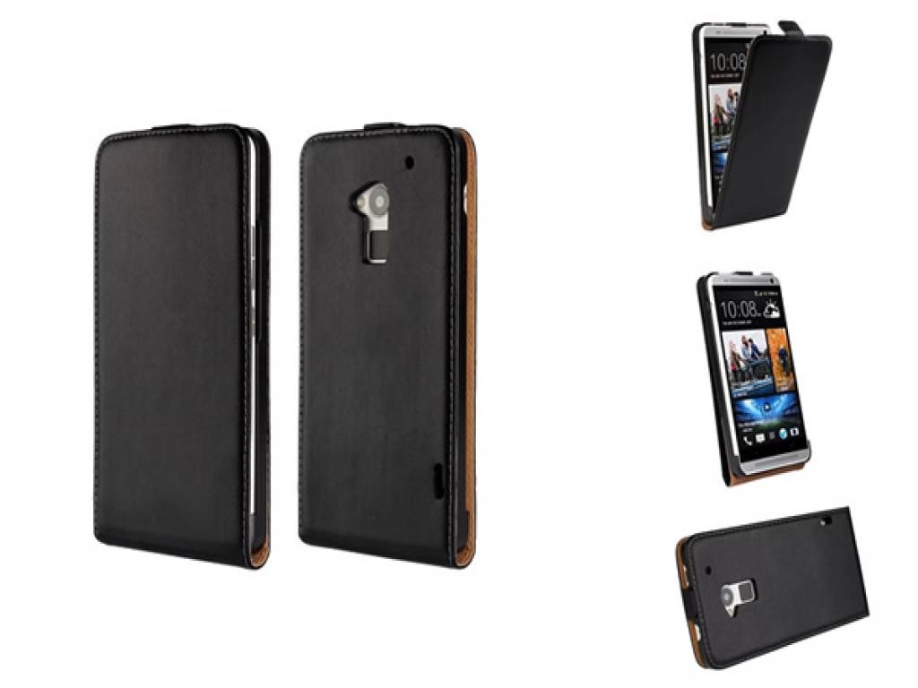 Leren Flip Case HTC One Max