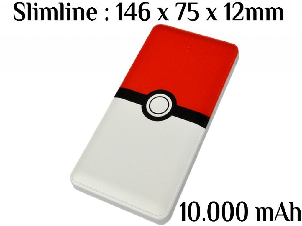 Slim Pokemon Go Power Bank Acer Chromebook c720p 10000 mAh