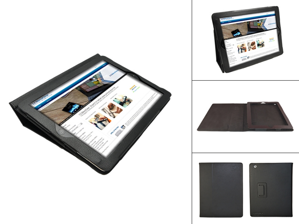 Stand Case Apple Ipad 4