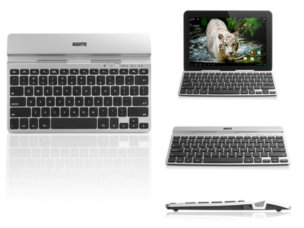 Bluetooth toetsenbord met stand voor Apple Ipad 3 kopen?
