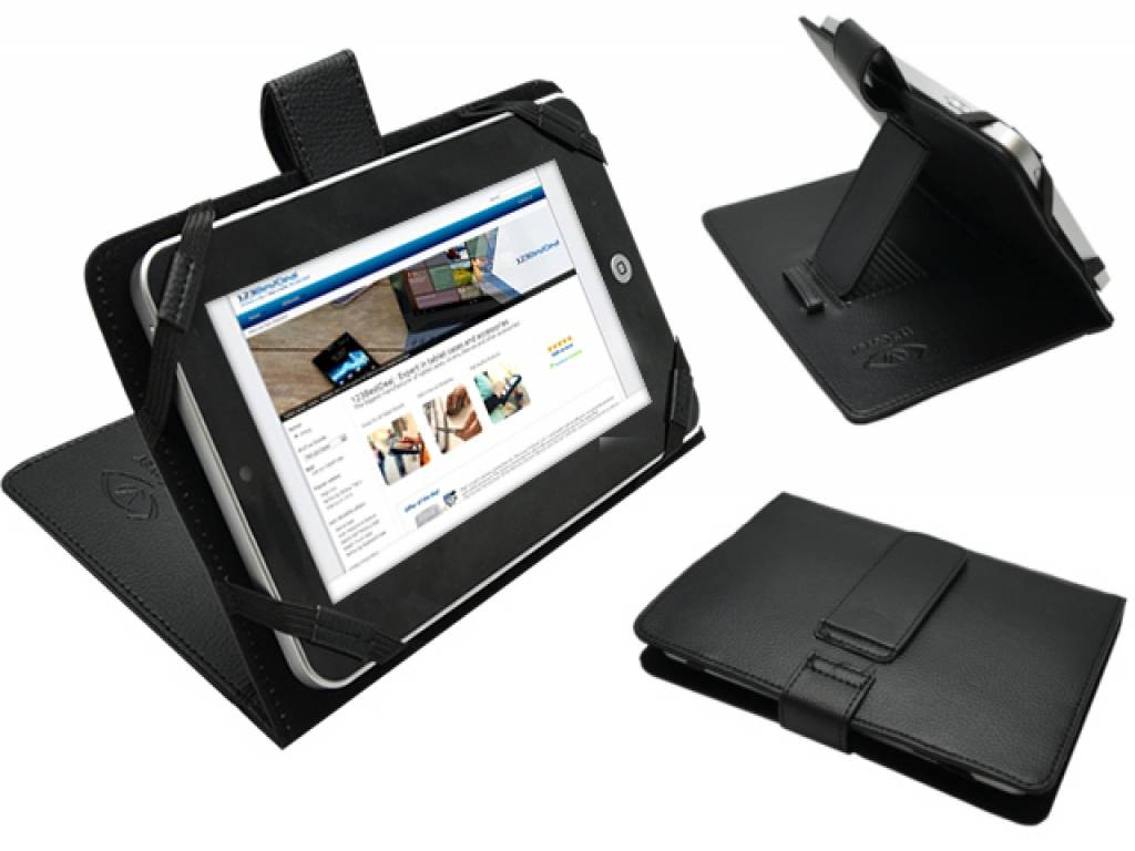 Cover met Multi-stand voor Amazon Kindle Fire Hdx 8.9