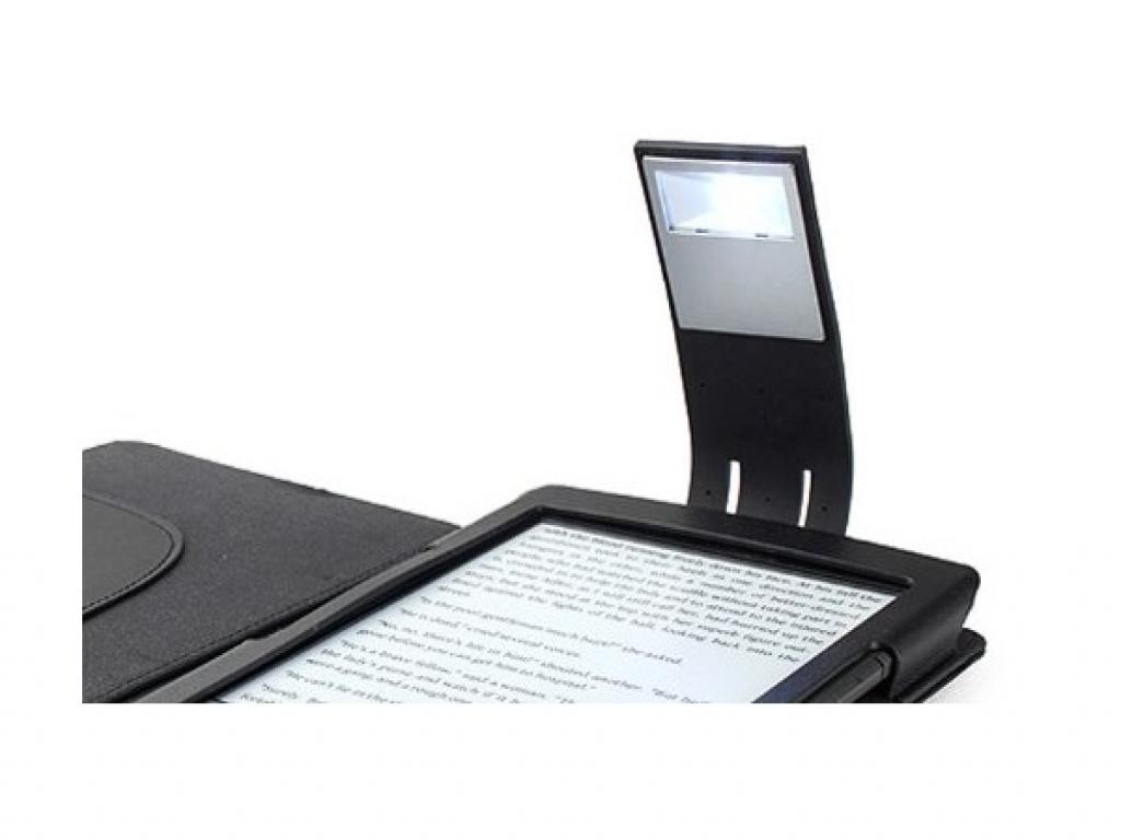 Afbeelding van Flexibel LED Leeslampje | Handig Accessoire voor Ambiance technology At tablet win 7