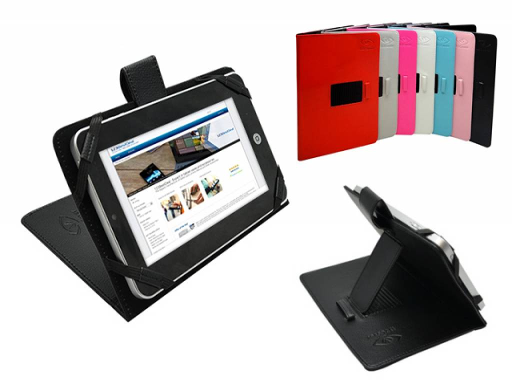 Afbeelding van Aluratek Cinepad at110f Tablet Hoes | Betaalbare Tablet Cover