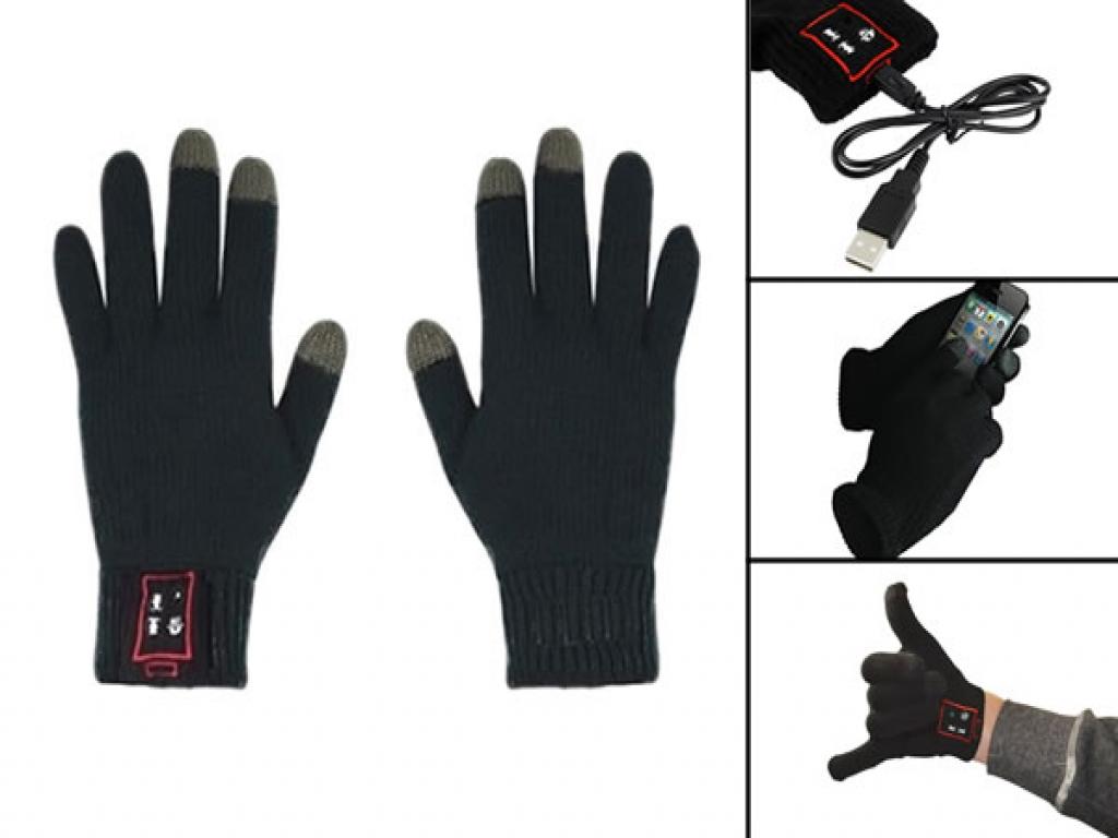 Afbeelding van Bluetooth Touchscreen Handschoenen voor Hema H5