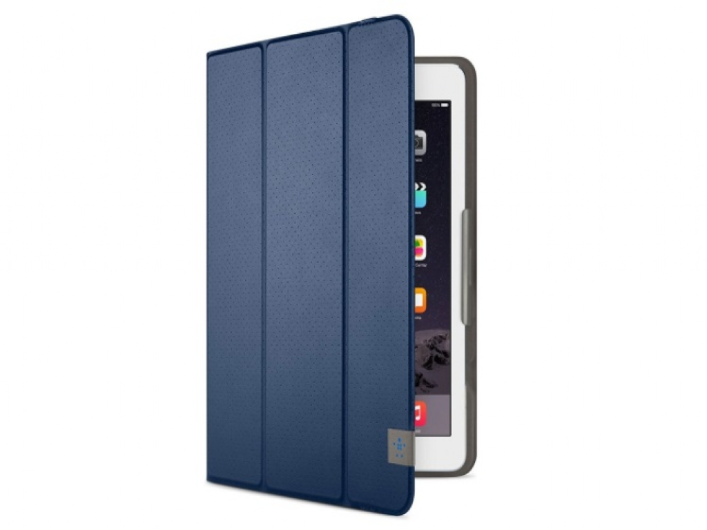 Belkin Trifold folio iPad 10' Blue (F7N319btC02)
