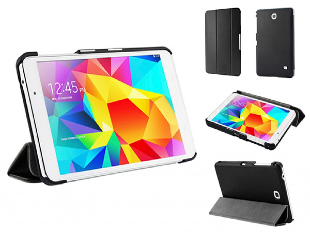 TriFold Slim Case voor Barnes Noble Galaxy Tab 4 Nook