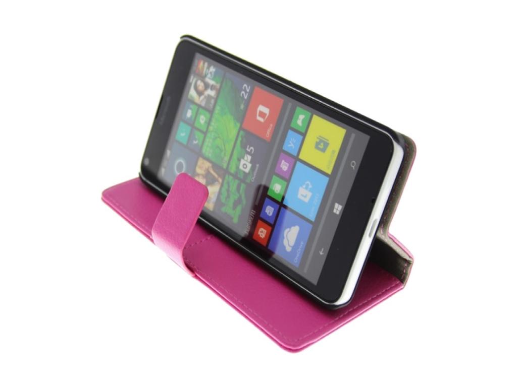 Microsoft Lumia 640 Wallet Case kopen? | 123BestDeal