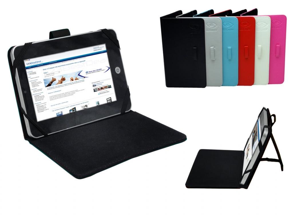 Qware Tabby 7 inch Cover | Beschermhoes met Standaard