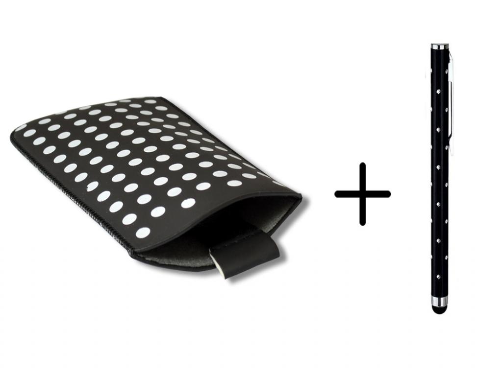 Polka Dot Hoesje | Nokia Lumia 1020 | Gratis Stylus 123BestDeal