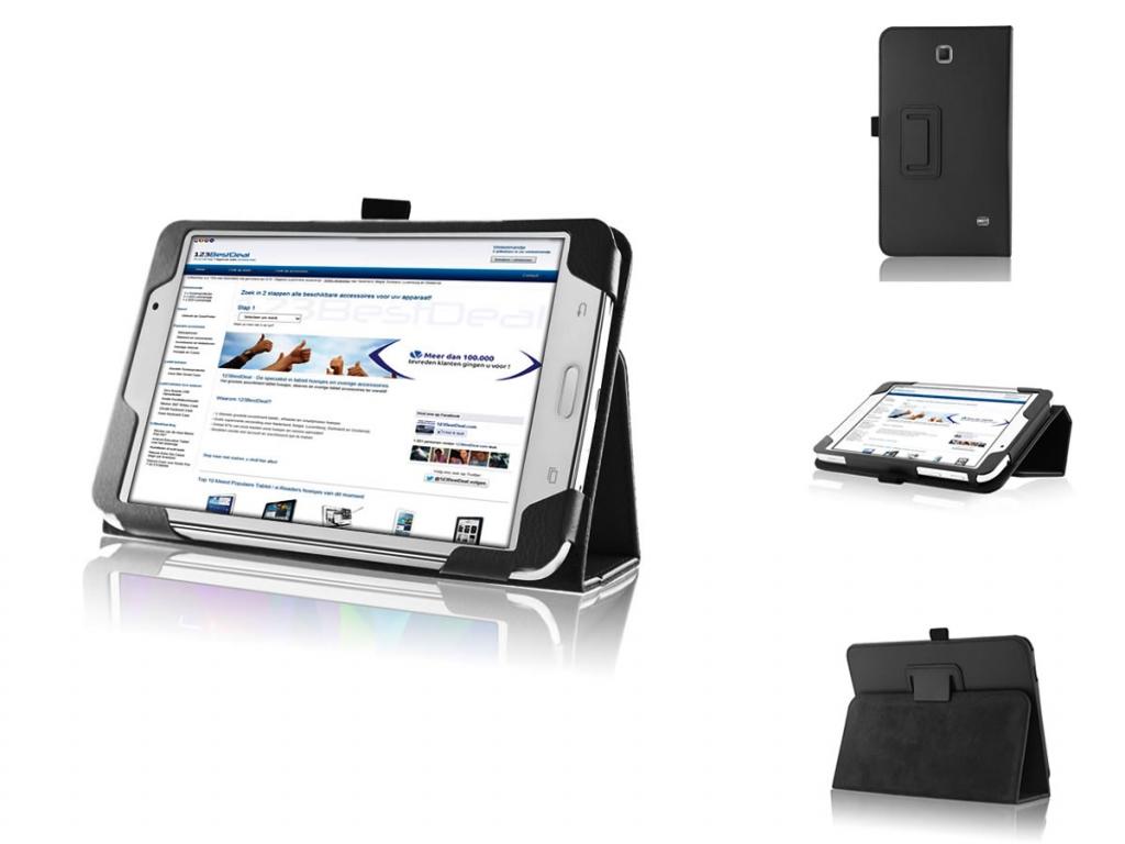 Book Case met Stand voor Samsung Galaxy Tab 4 Nook
