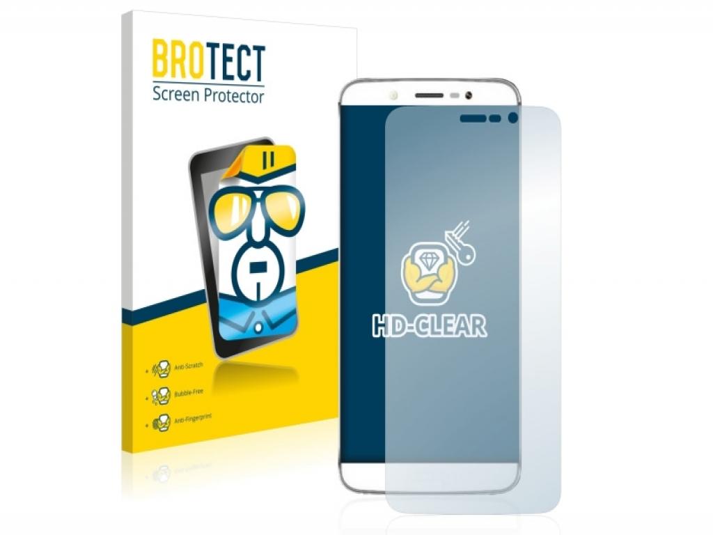 Afbeelding van 2x Screenprotector Alcatel One touch star 6010d