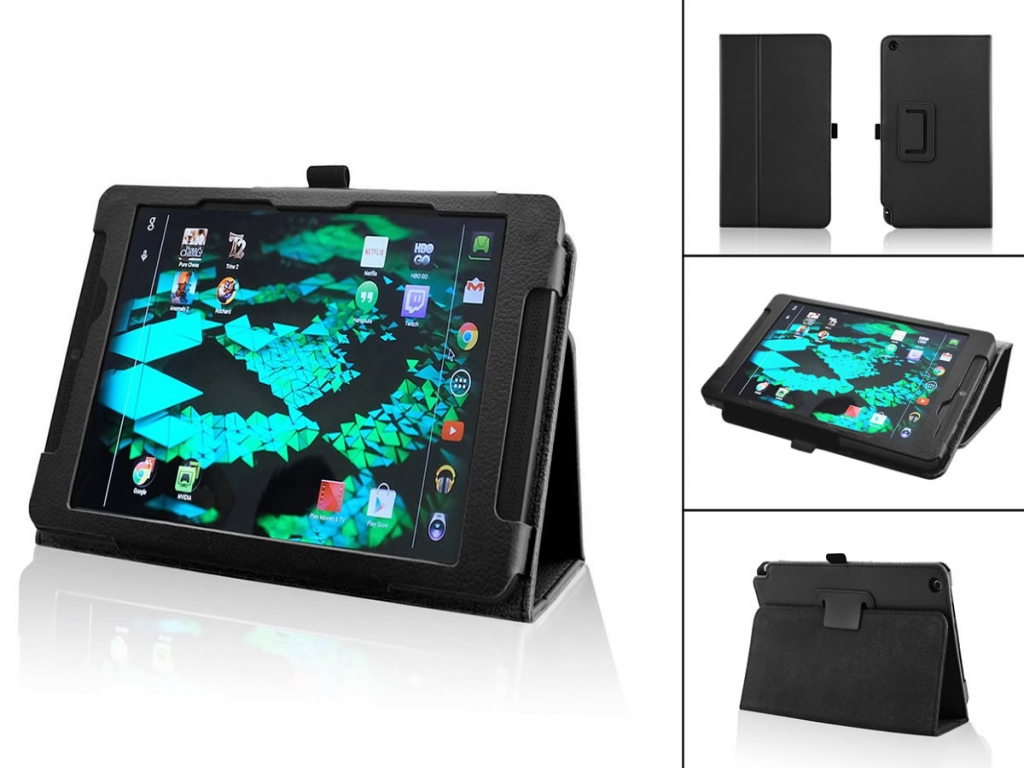 NVIDIA SHIELD Tablet Stand Case van i12Cover