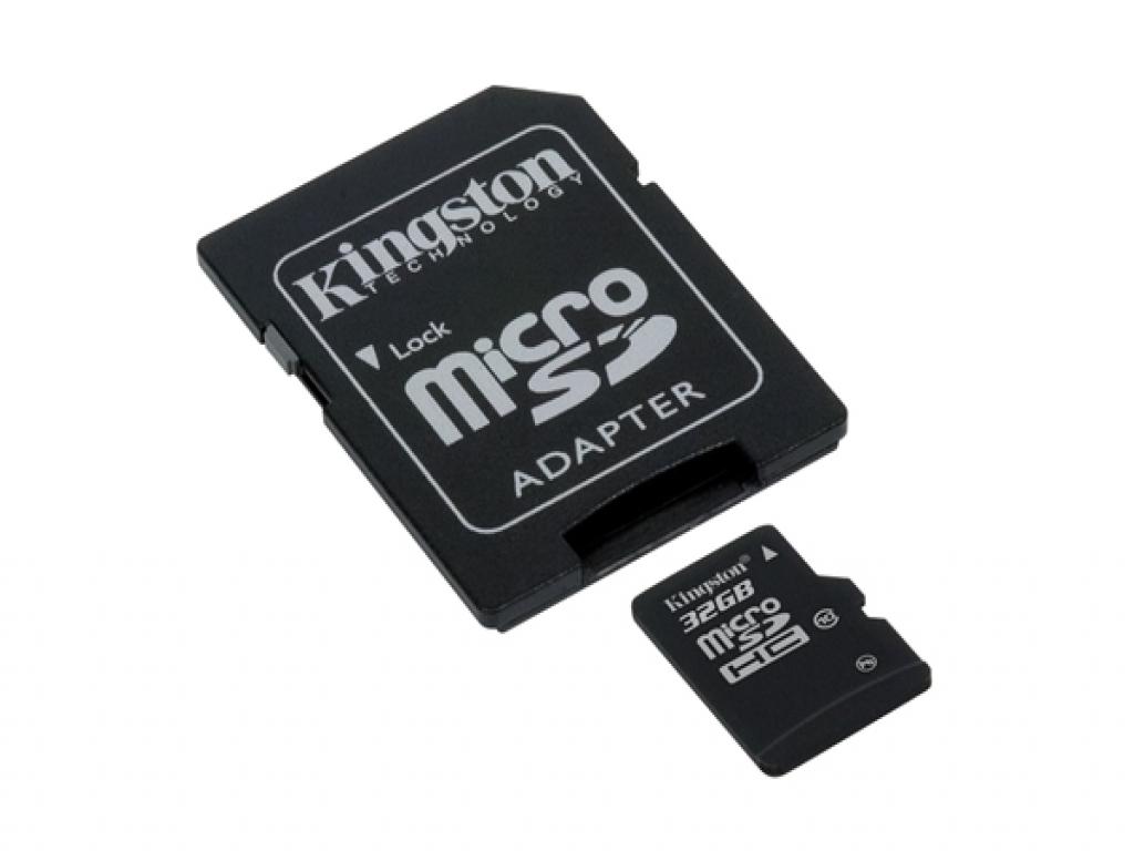 32GB Micro SDHC Geheugenkaart voor Liquid Z410