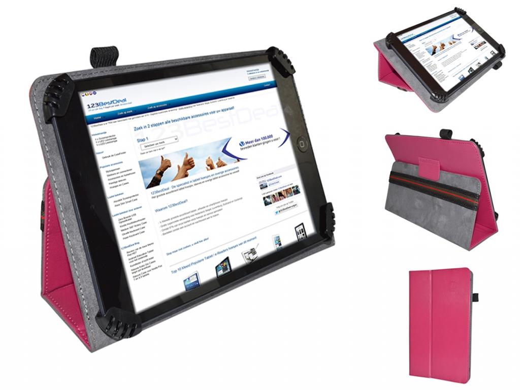 Universeel hoesje 2 fold voor Akai Kids tablet 7 kopen? 123BestDeal