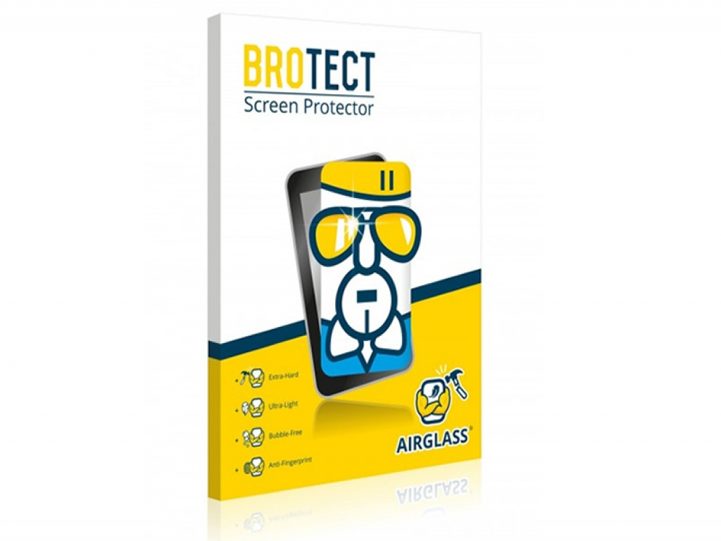 Afbeelding van 2x Screenprotector Alcatel One touch idol 4s
