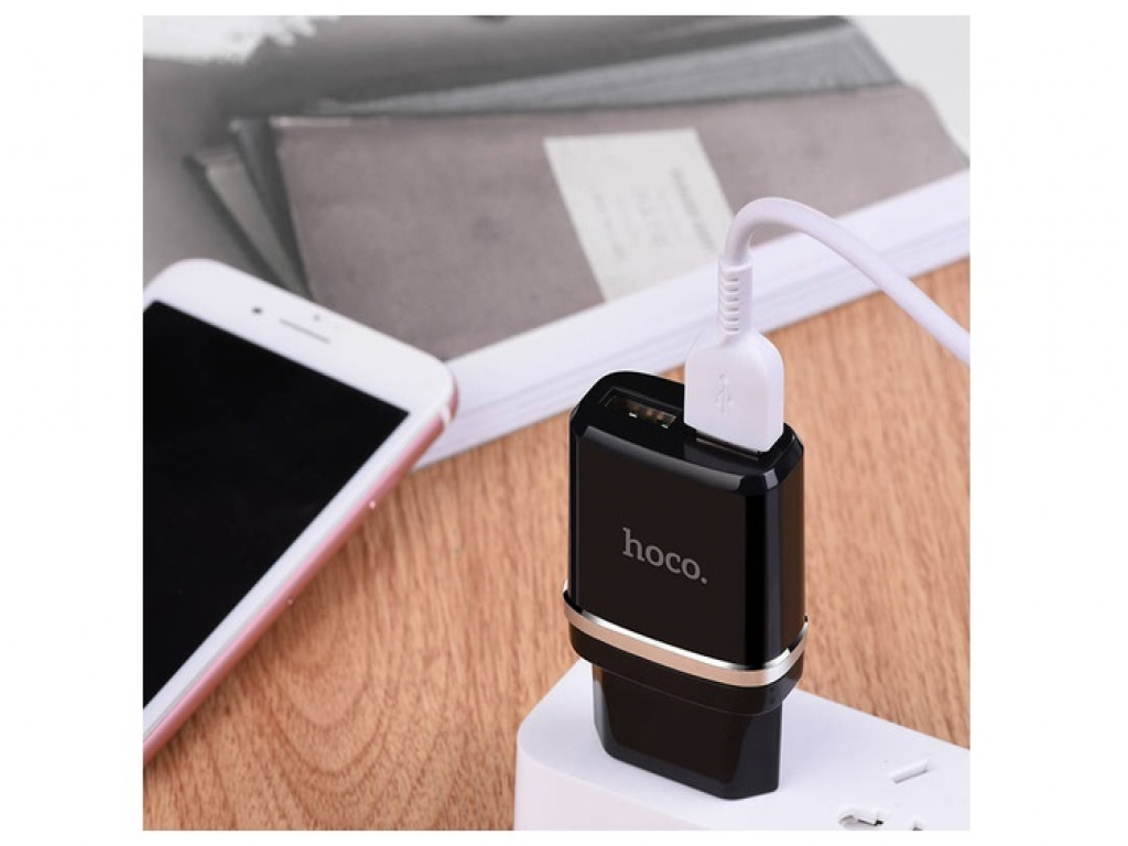 USB lader 2.1A Alcatel Shine lite kopen? -123BestDeal