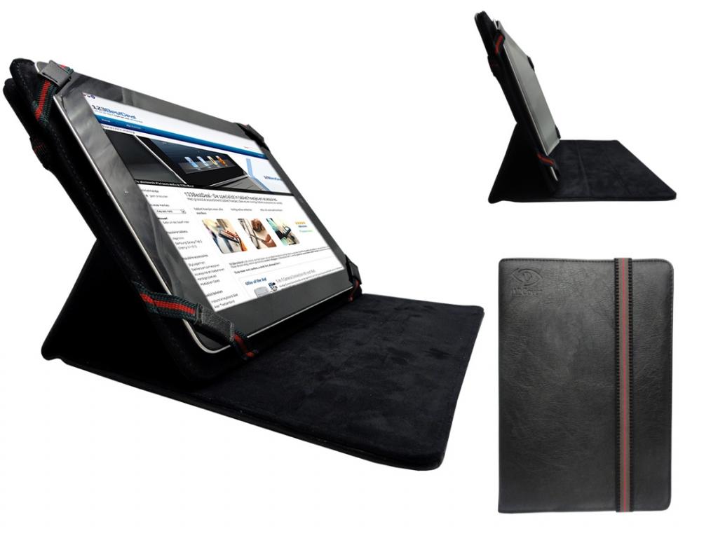 Afbeelding van Ac ryan Tab 7x dual core   Premium Hoes   Cover met 360 graden draaistand