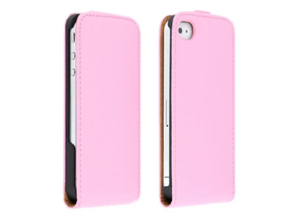 Iphone 4 Flip Case DeLuxe kopen? Bestel bij 123BestDeal