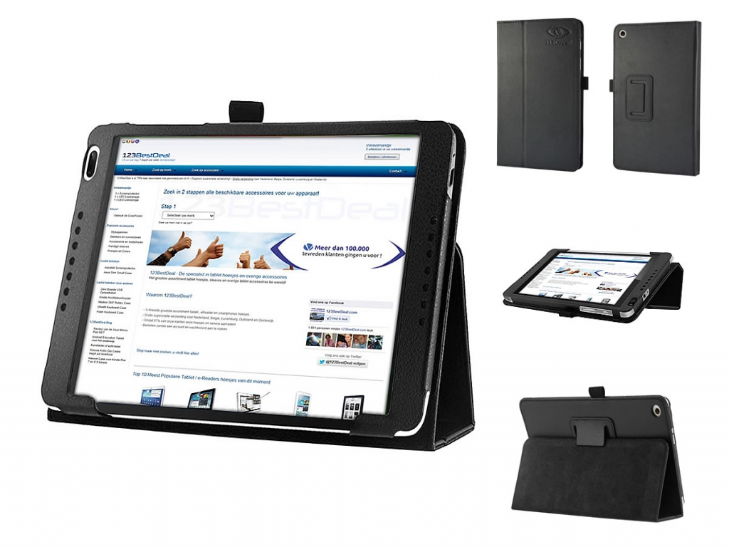 Stand Case Huawei MediaPad M1 Tablet