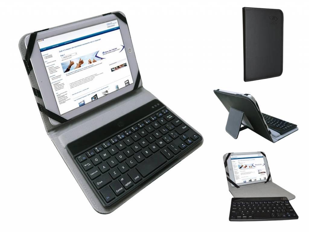 Afbeelding van Aluratek Cinepad at208f Bluetooth Keyboard