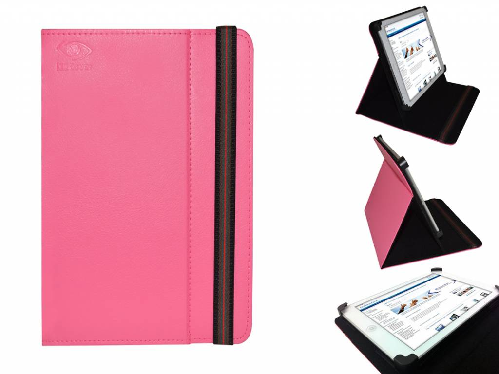 Uniek Hoesje voor de Akai Kids tablet 7 | Multi-stand Cover