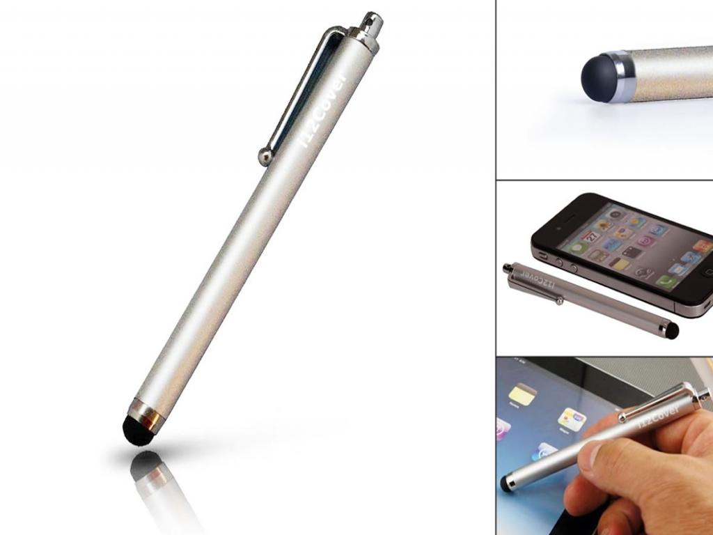 Stylus Pen | Geschikt voor Acer Chromebook r11 | Zilver