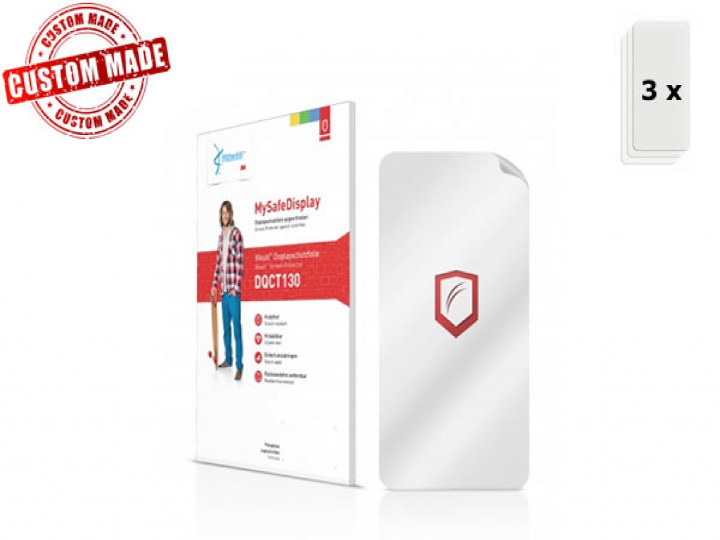 Afbeelding van 3x Screenprotector Alcatel One touch pop c1