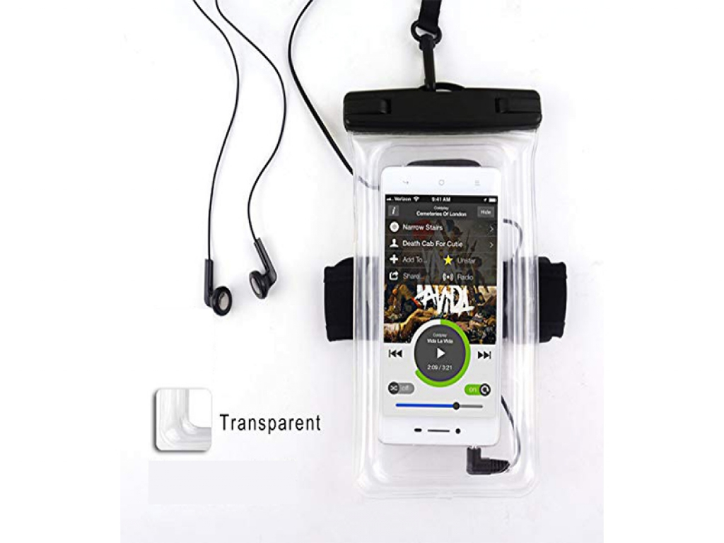 Waterdichte telefoonhoes voor Nokia Lumia 520