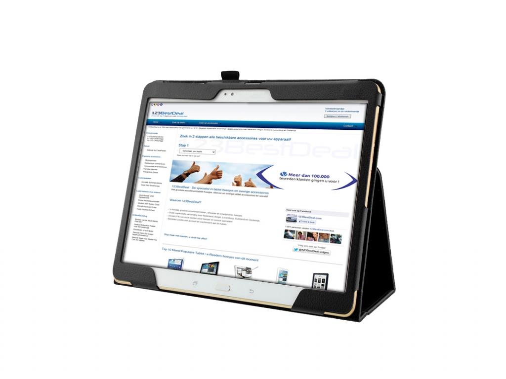 Book Case met Stand voor Samsung Galaxy Tab S 10.5