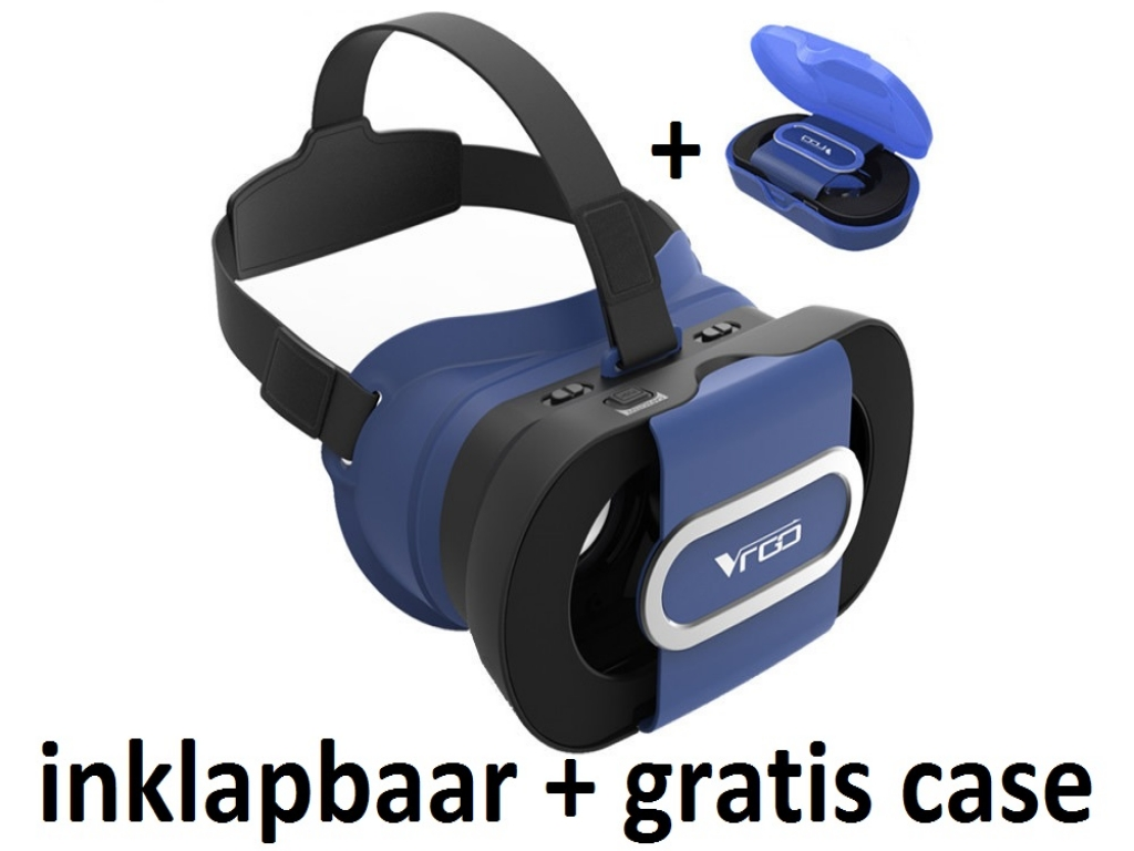 Ritech VR Go Bril voor Panasonic Eluga v p 06d 123BestDeal