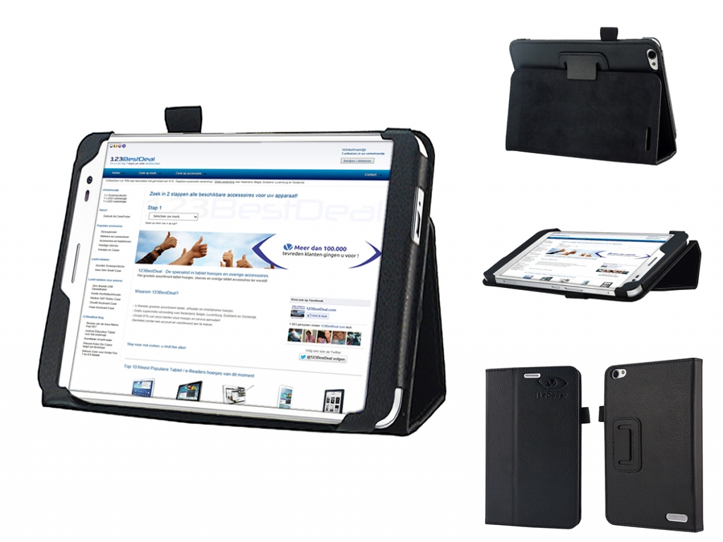 Stand Case Huawei MediaPad X1 Tablet
