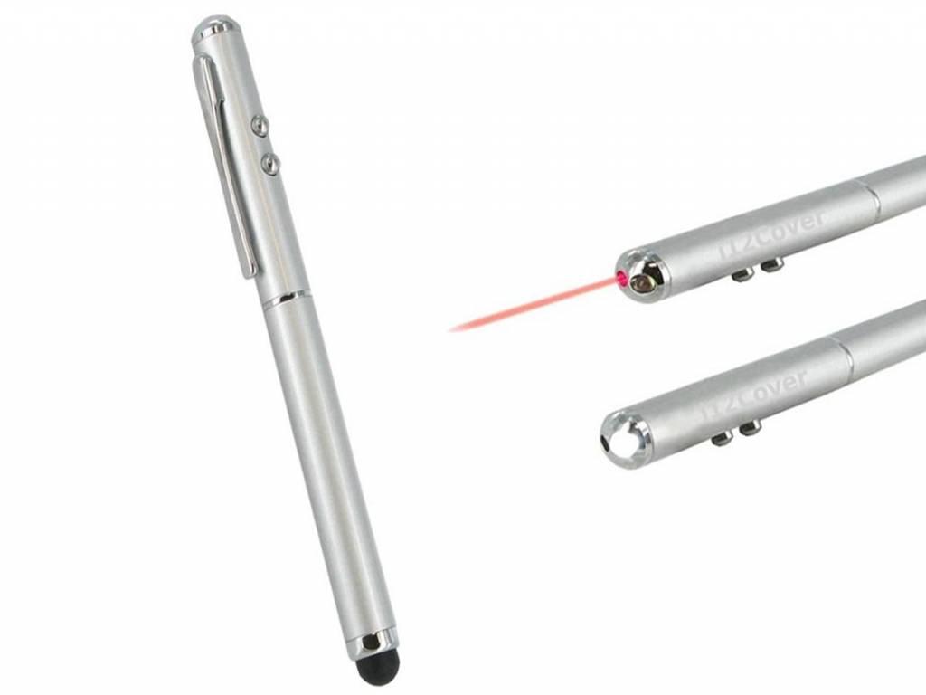 Stylus met LED Lamp voor Akai Kids tablet 7