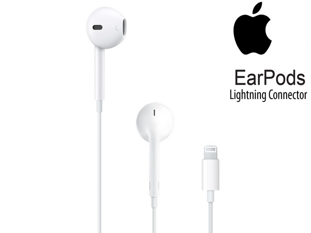 Apple EarPods Stereofonisch In-ear Wit