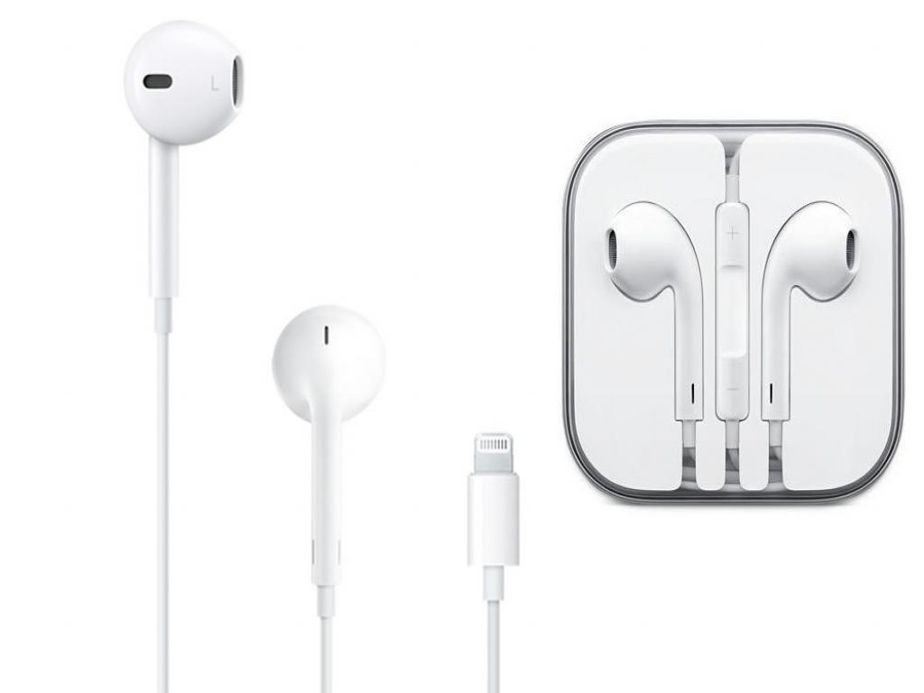 Apple EarPods Stereofonisch In-ear Wit