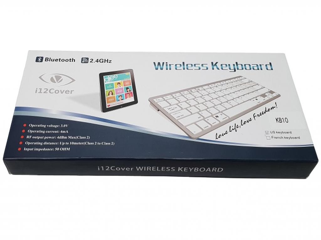 Afbeelding van Draadloos Bluetooth Keyboard voor Ambiance technology At tablet win 7 Toetsenbord