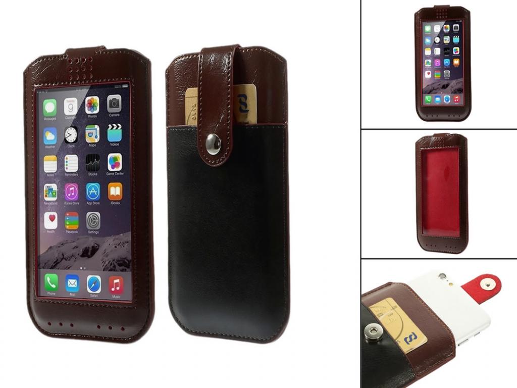 View Cover hoesje voor Apple Iphone 6c