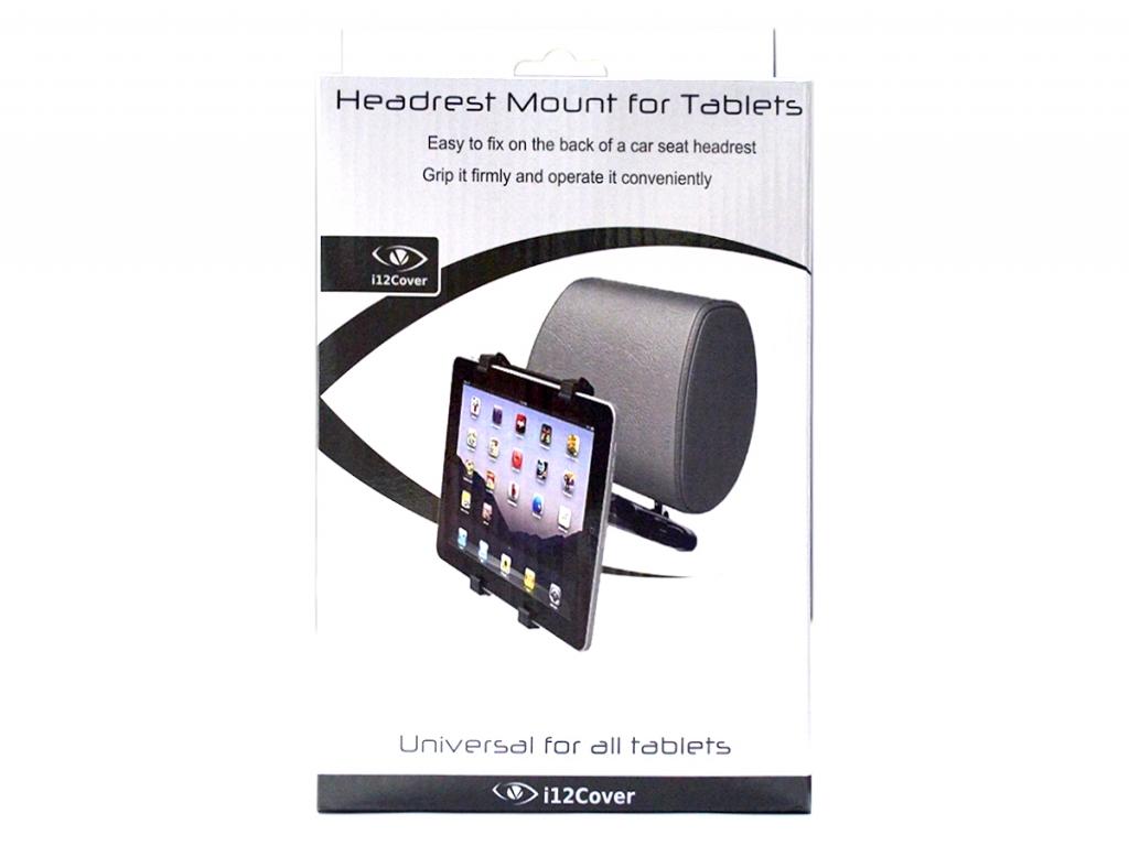Afbeelding van Hoofdsteun Houder | Ambiance technology At tablet win 7 Tablet | Zwart