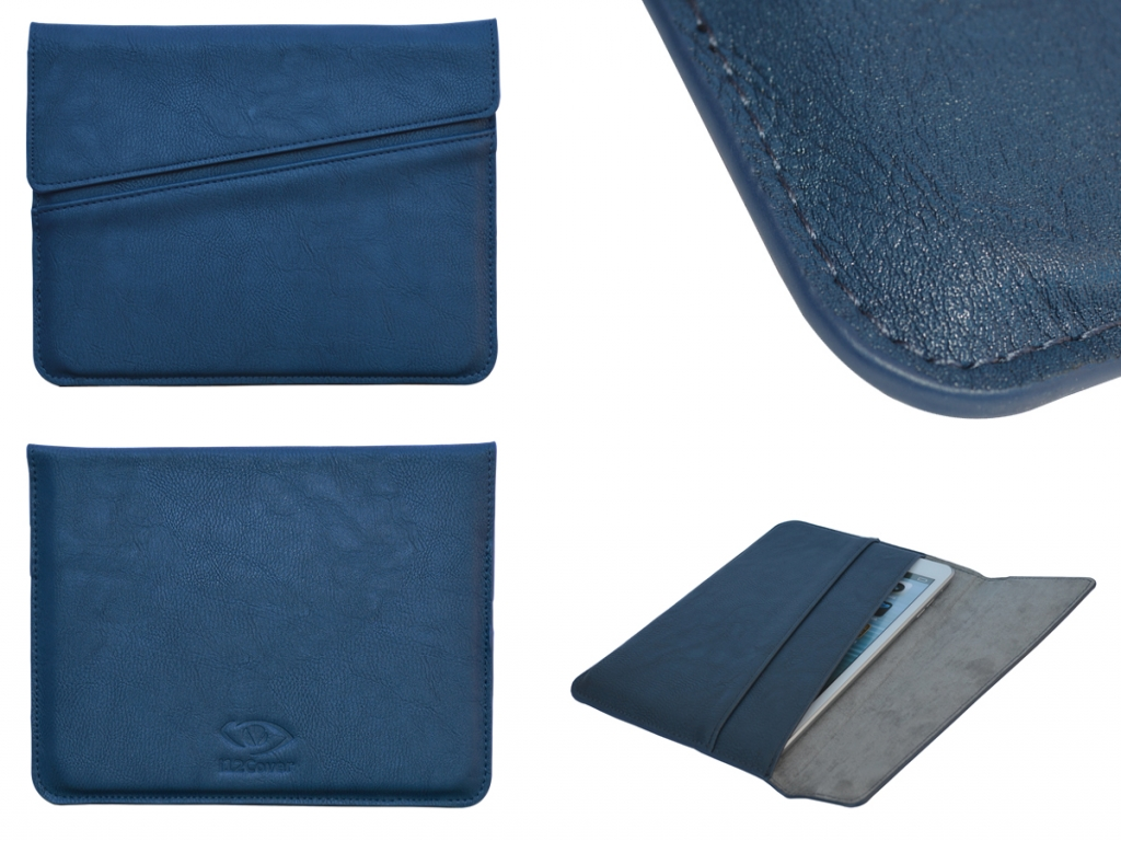 i12Cover DeLuxe Business Sleeve voor Tomtec 7 Inch Android 4.0 Tablet