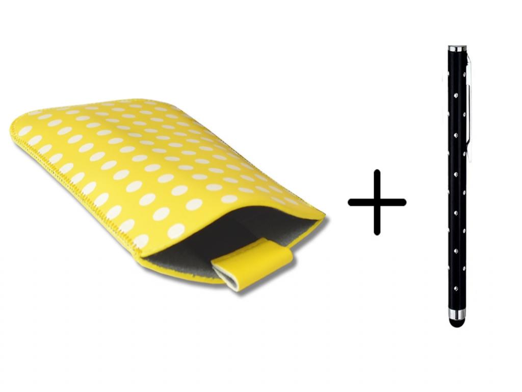 Polka Dot Hoesje voor Nokia Asha 500