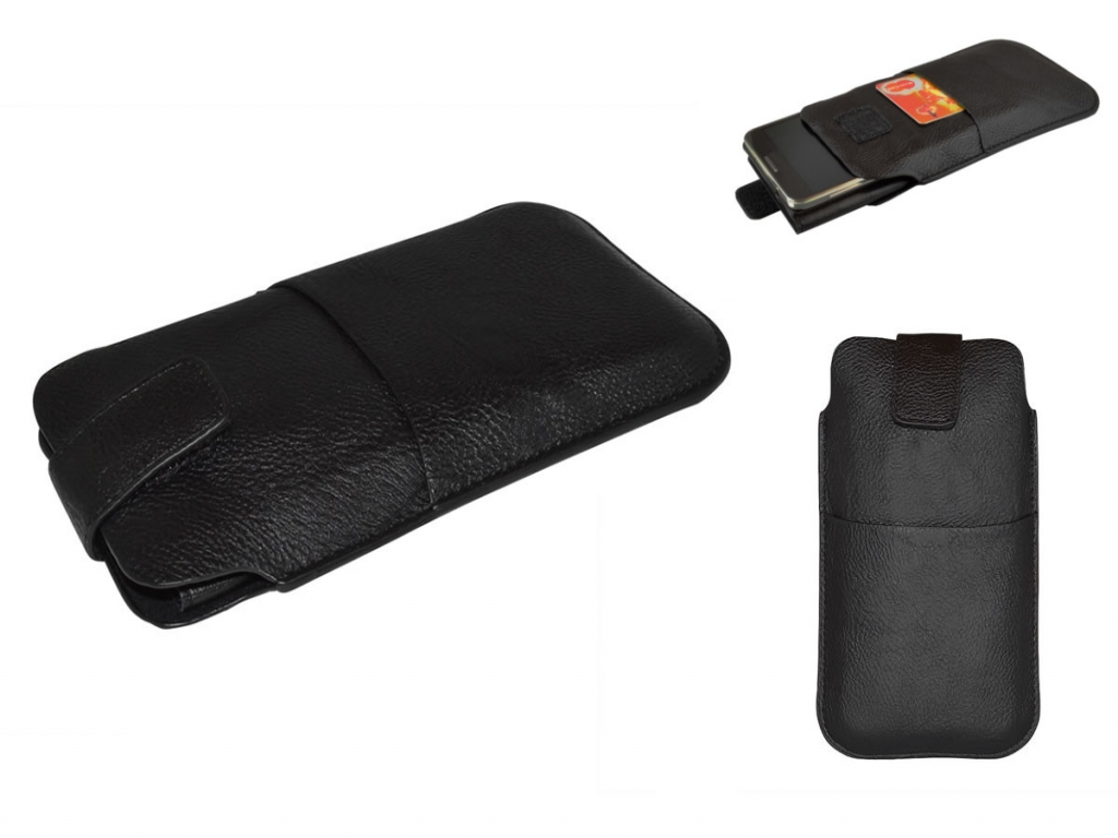 Sleeve met opbergvakje voor Nokia Asha 502