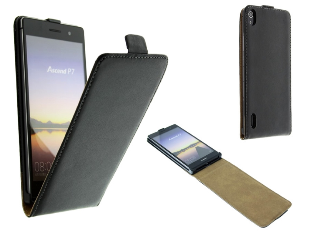 Luxe Flip Case Huawei Ascend P7