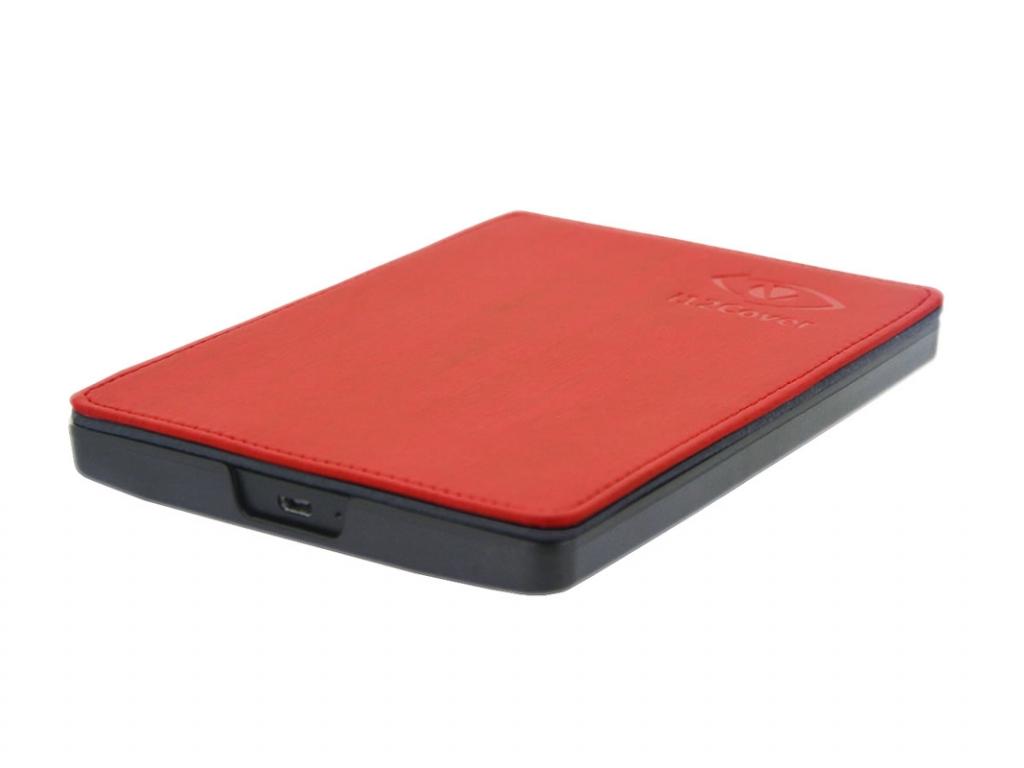 Kobo Touch 2.0 Hoes Slim-fit met hout-patroon en slaap functie