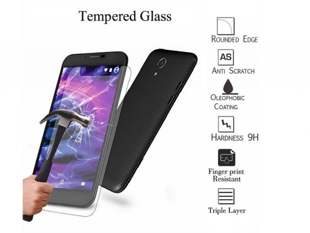 Afbeelding van Tempered Glass Protector | | Transparant