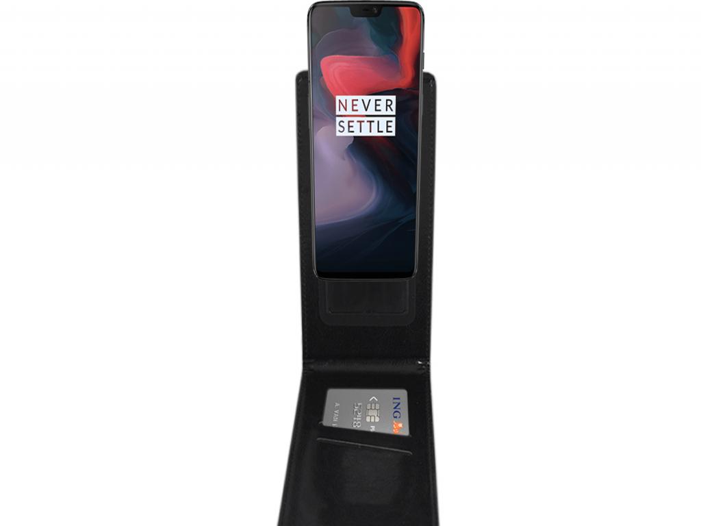 Smart magnet Flip case hoesje passend voor Huawei Ascend g7
