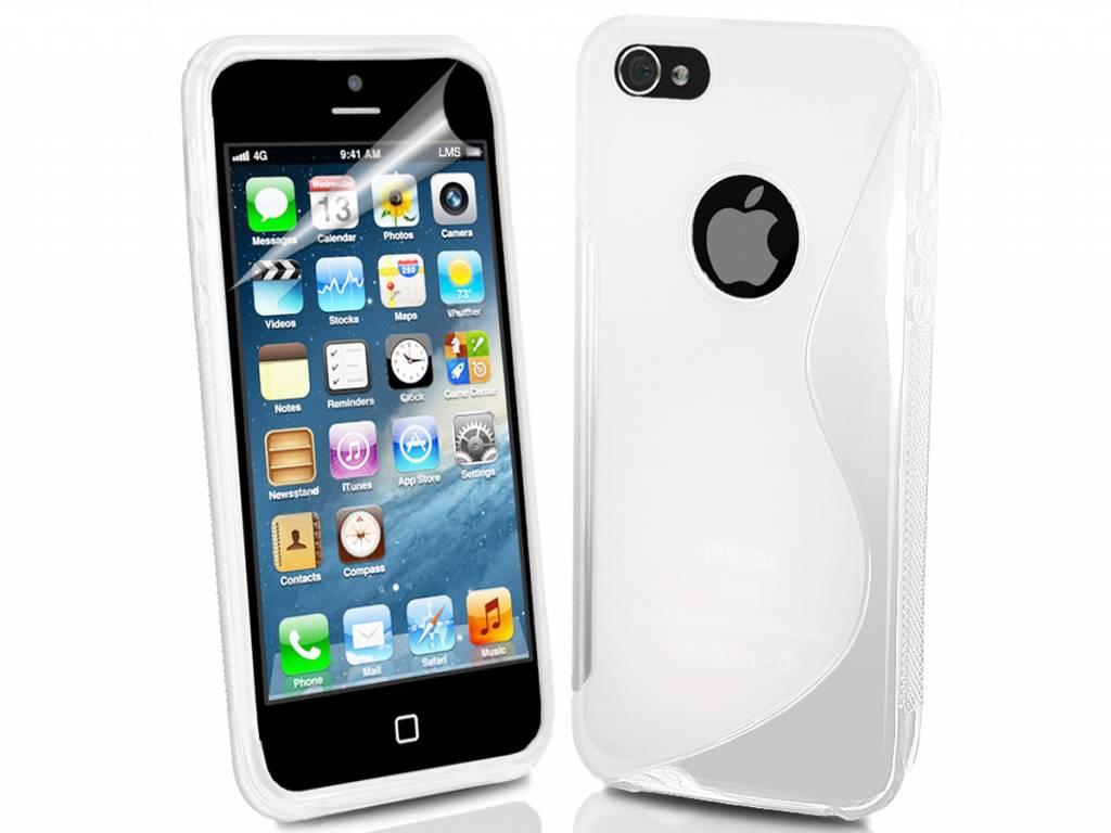 Iphone 5s Siliconen Hoesje
